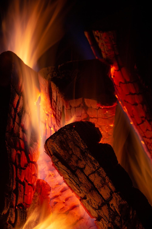 bonfire display