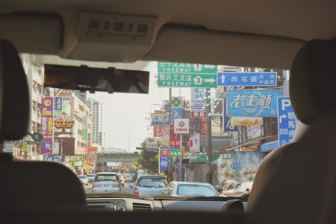 Taichung Streets