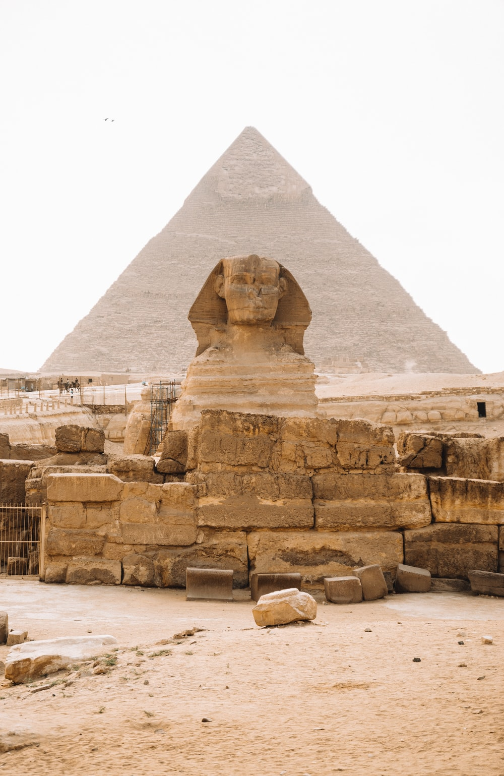The Great Pyramid of Giza, Tomb in Egypt