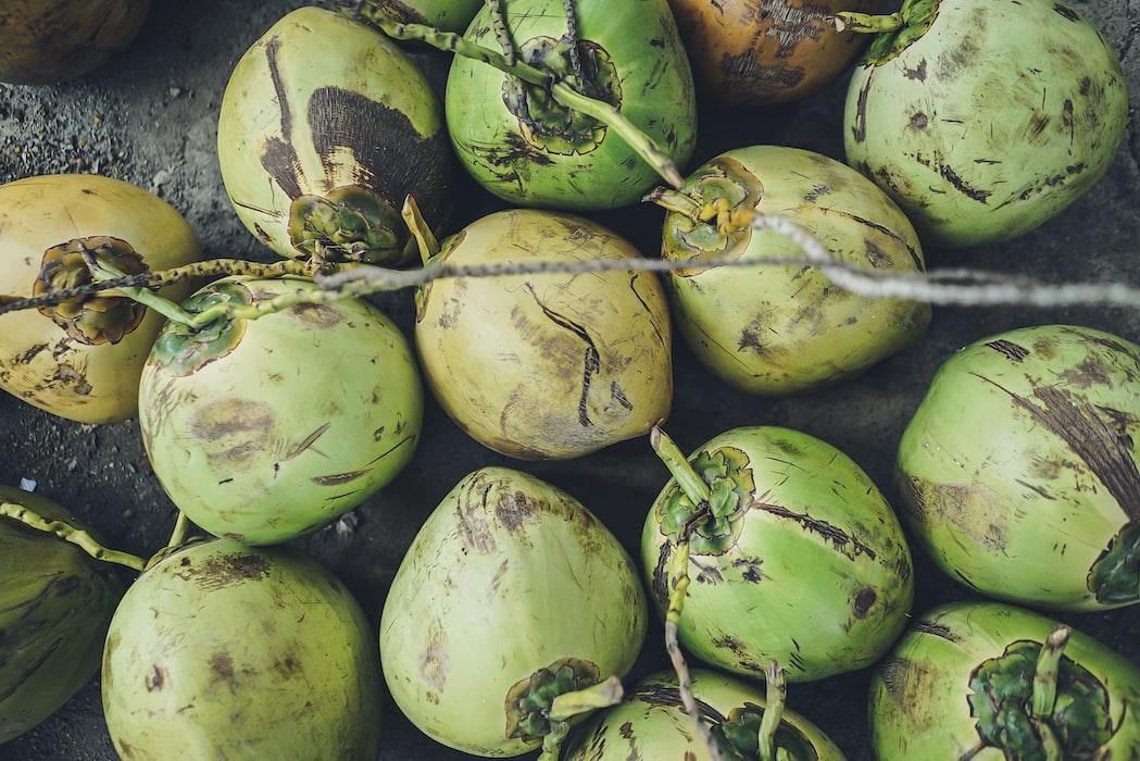 A click of coconuts