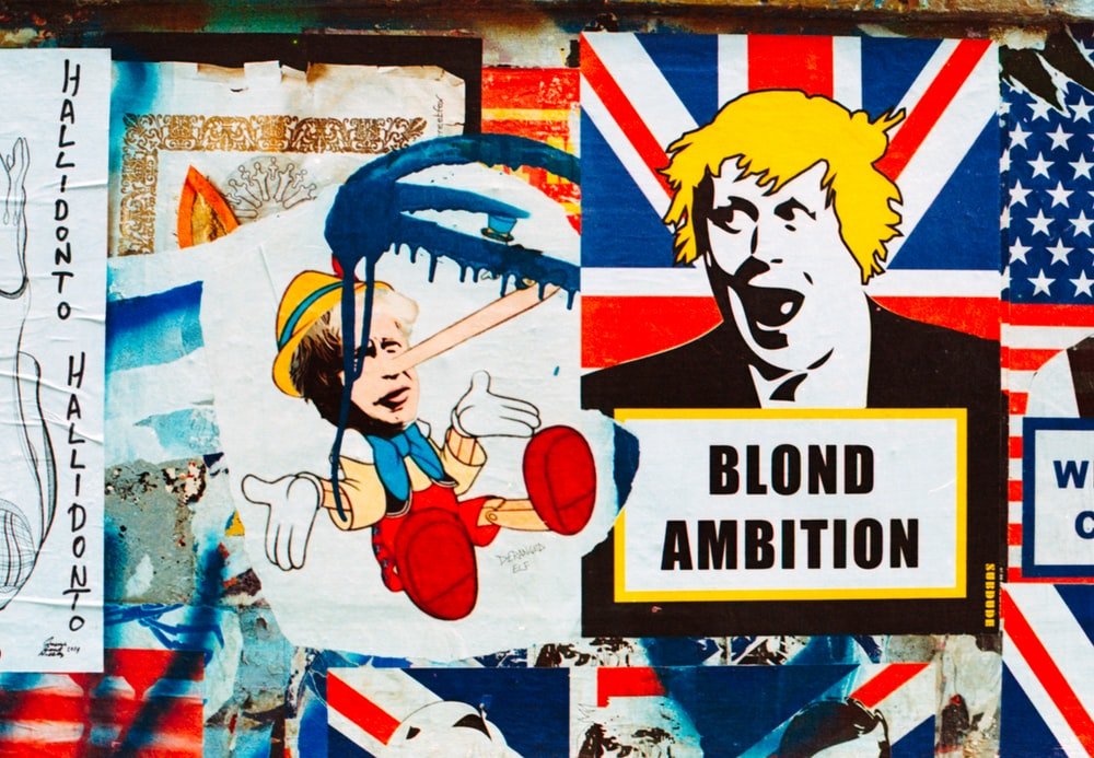 Blond Ambition poster