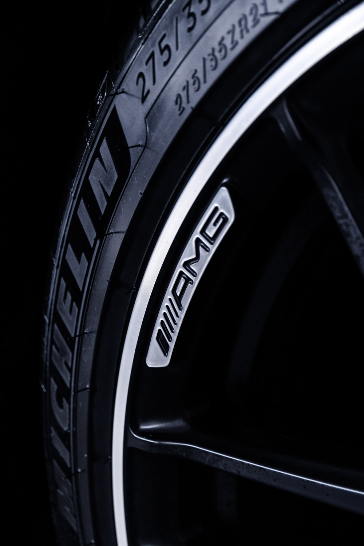 AMG Michelin tire