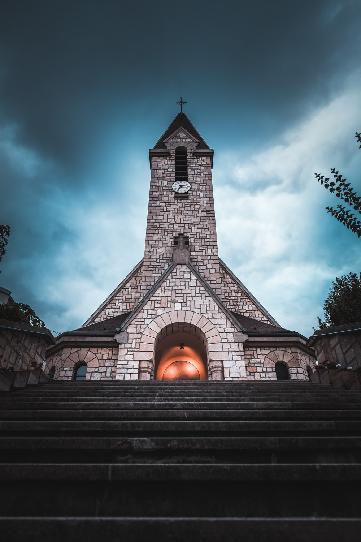 church during daytime