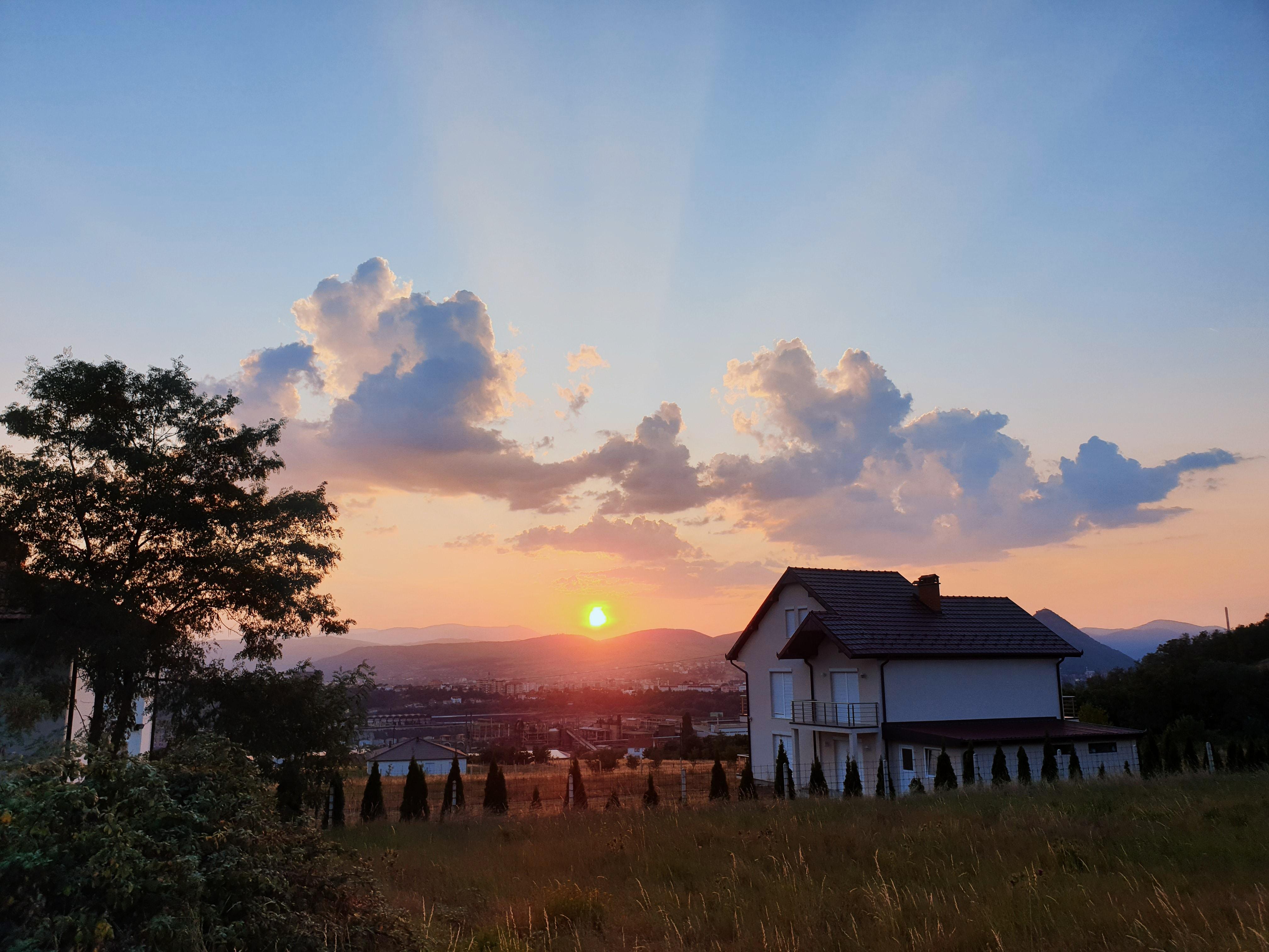 Selo Račinovci - Foto Fejsbuk
