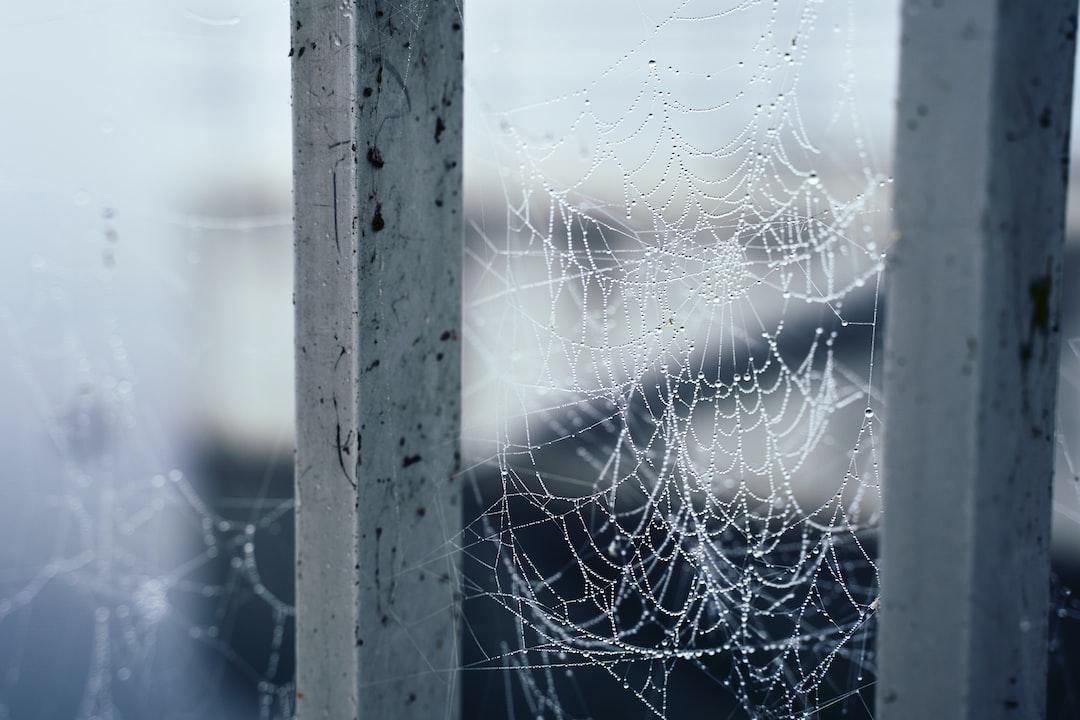 Nebulous cobwebs