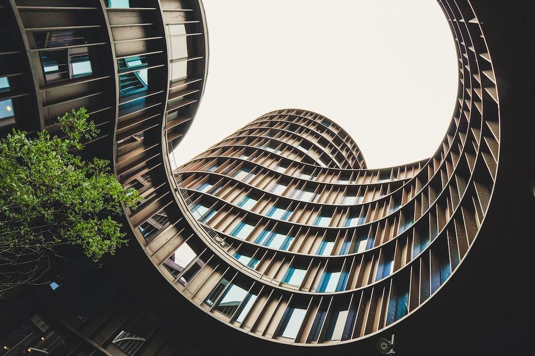 Axel Towers architecture Copenhagen building