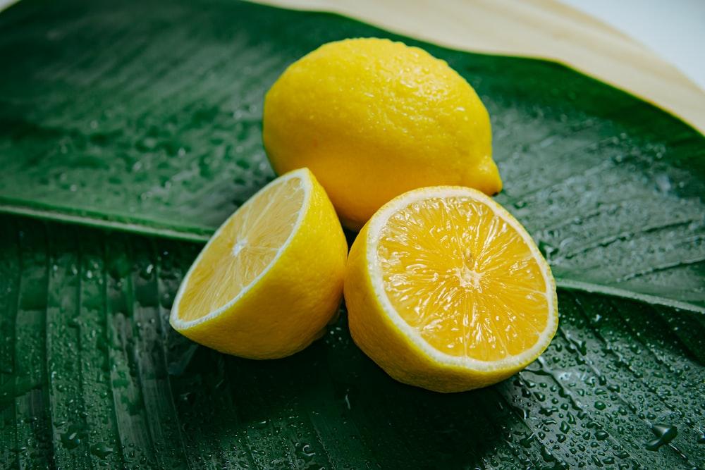 2つのレモン