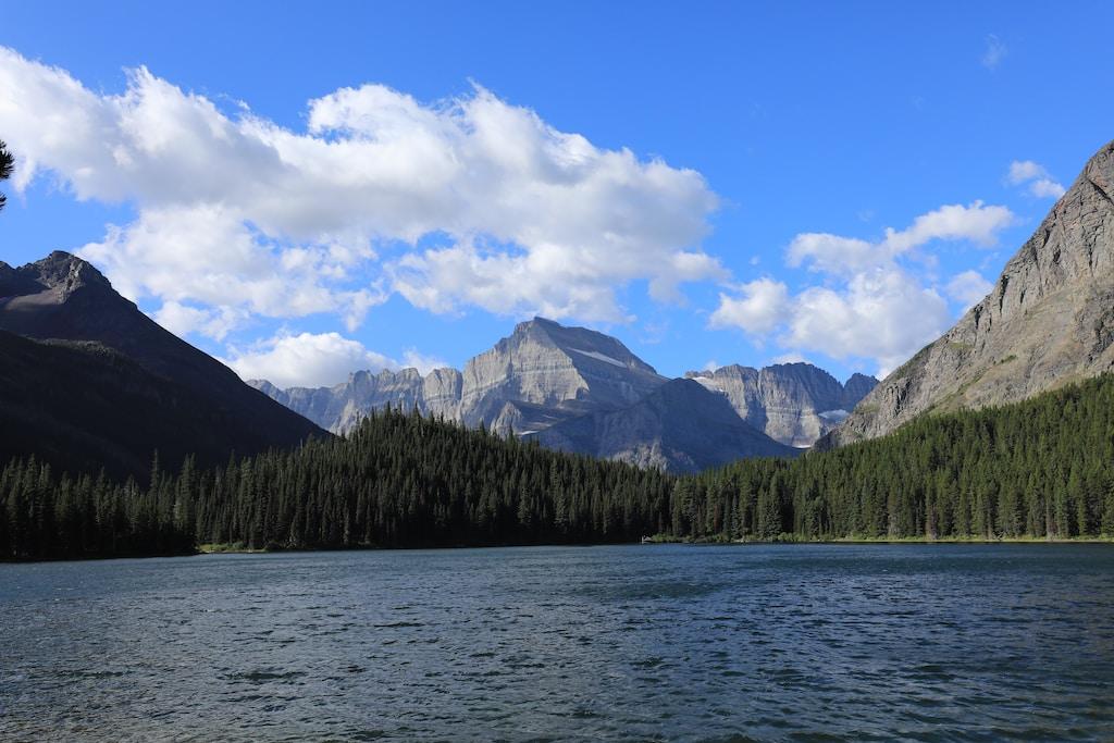 Glacier National Park Continental Divide Trail