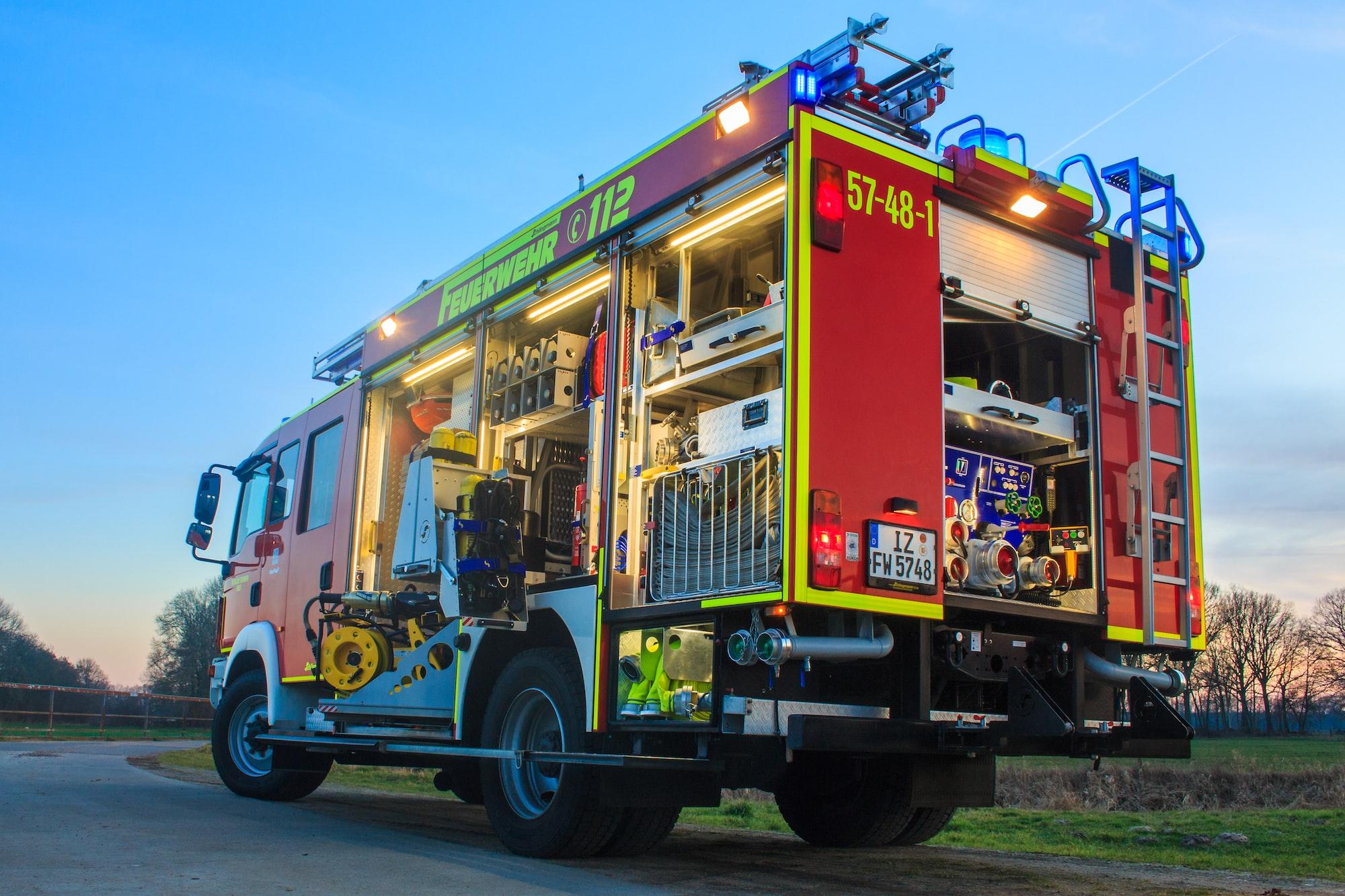 Haushalt 2020 und neues Feuerwehrfahrzeug