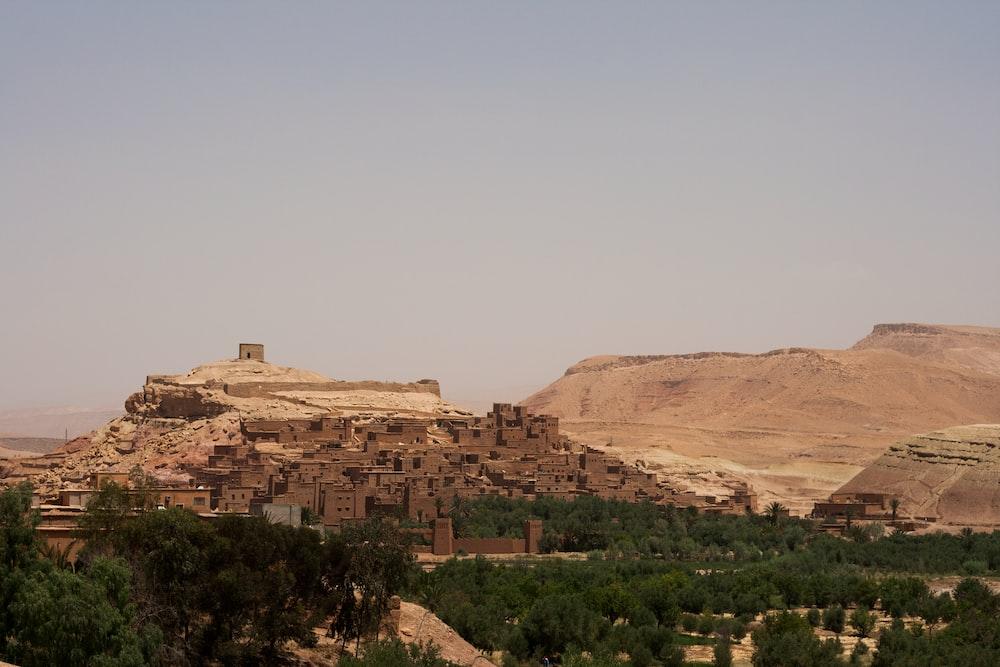 Ait Benhaddou Village in Morocco