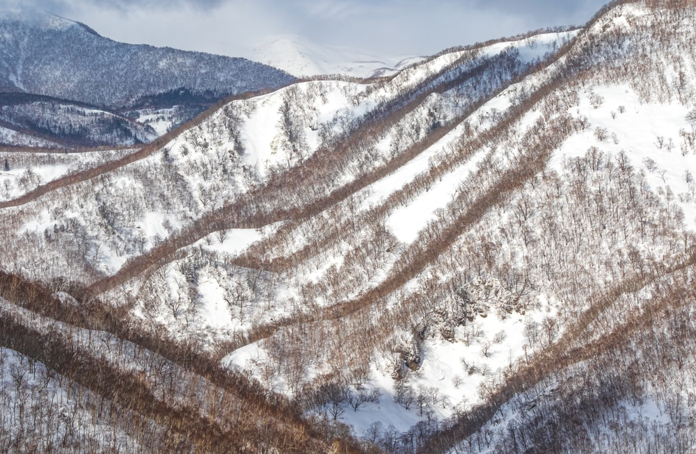 white and gray mountain during daytime