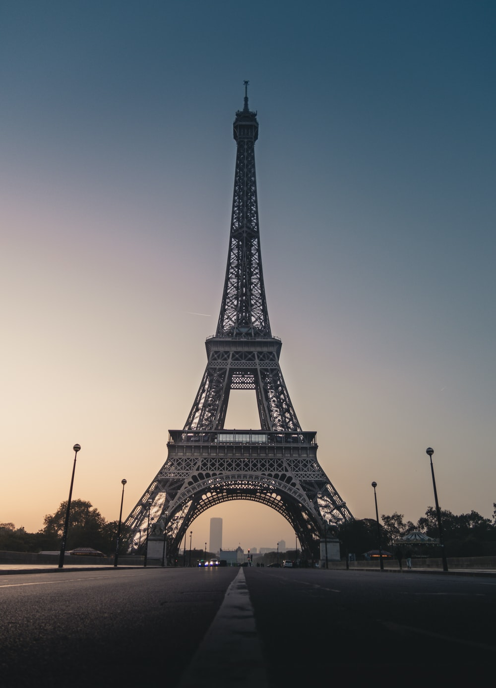 low-angle photography of Eiffel Tower in Paris during daytime