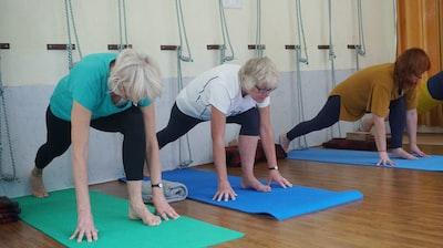 Træning for ældre