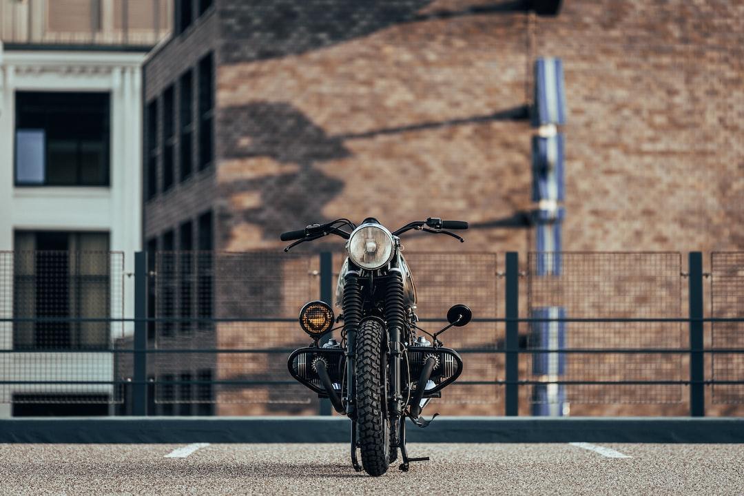 Motorcycle by @moto_rebuild_NL