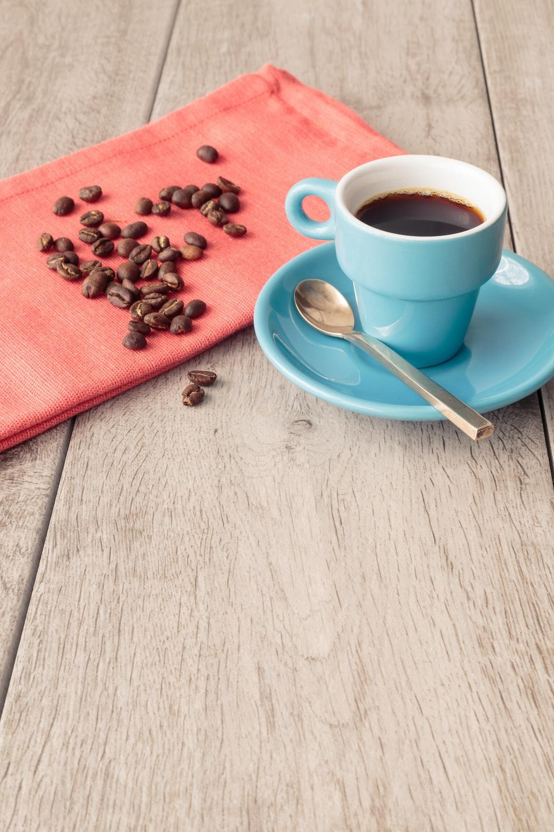 Morning coffee boost