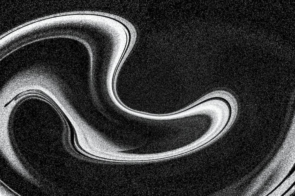 grey and black illustration