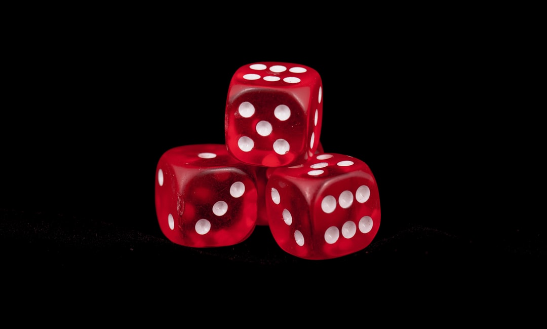 """Four Dice. A tribute to chance. We accept a certain amount of risk in life for the possibility of winning. The study of statistics and probability theory reveals that the most possible outcome is that we loose in games of luck. But we are humans. We choose differently. We believe that when we grab four dice and throw them on a flat surface they will all end up with 6"
