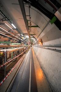 Getting Collider Data