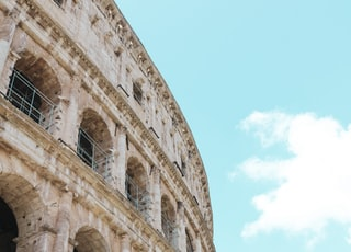 Colosseum, Italy during day
