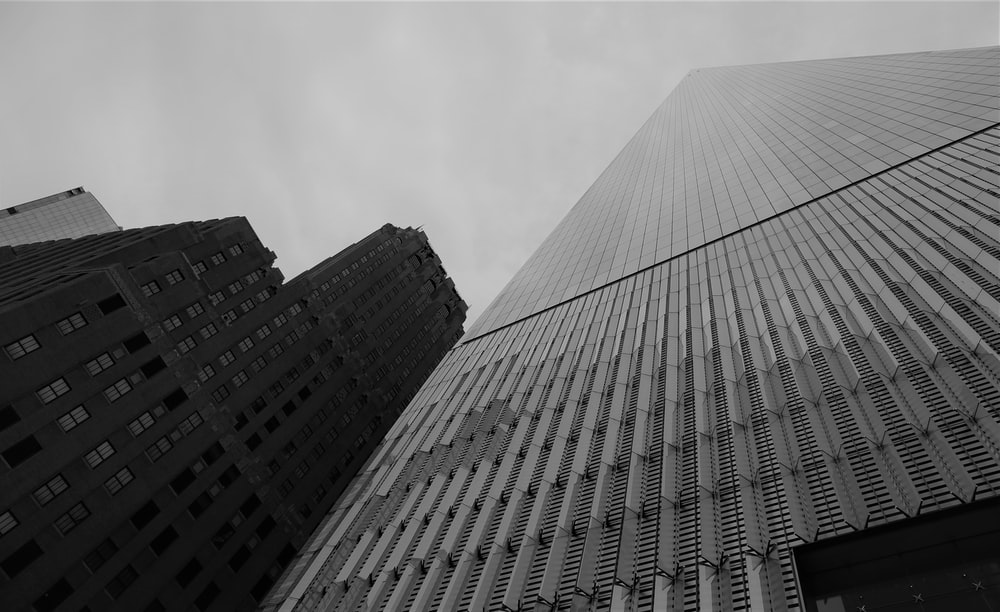 black and gray high-rise building
