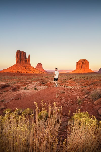 The Big Trip   Exploring Monument Valley - Explore more at explorehuper.com/the-big-trip