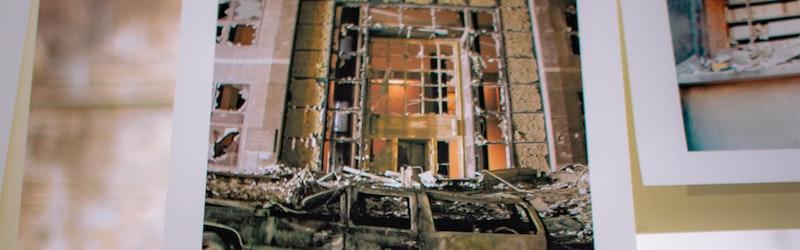 香田証生が殺害されたイラク日本人青年殺害事件を政府の方針など様々な側面から考察。