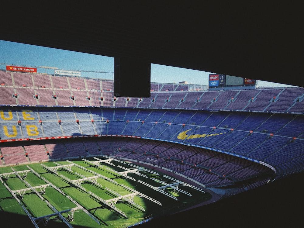 game stadium interior