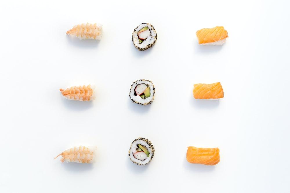 sushi lot