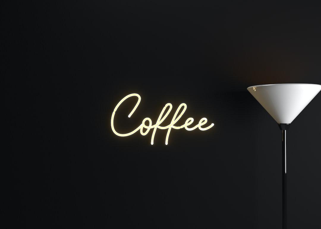 Neon Coffe