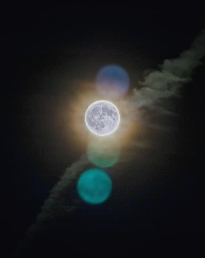 Chorus of The Emerald Moon