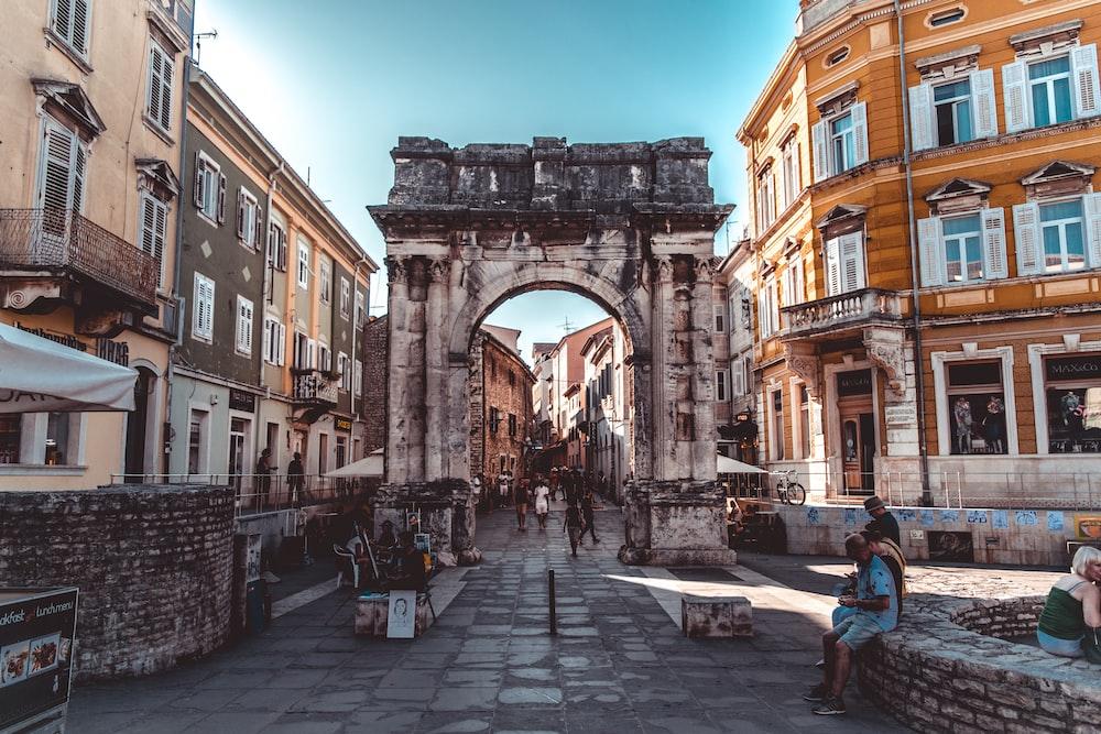 Los encantos de Pula en Croacia