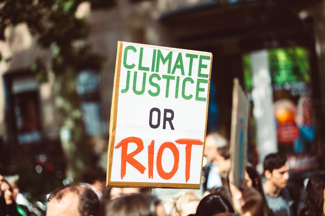 The New Green Revolution: Militant Environmentalism