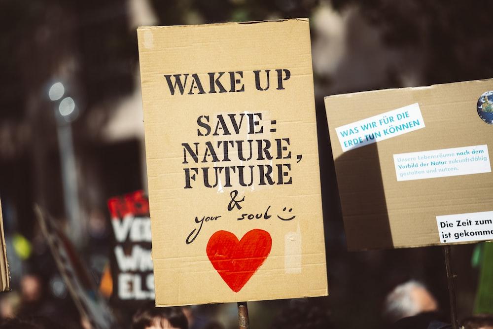 wake up book