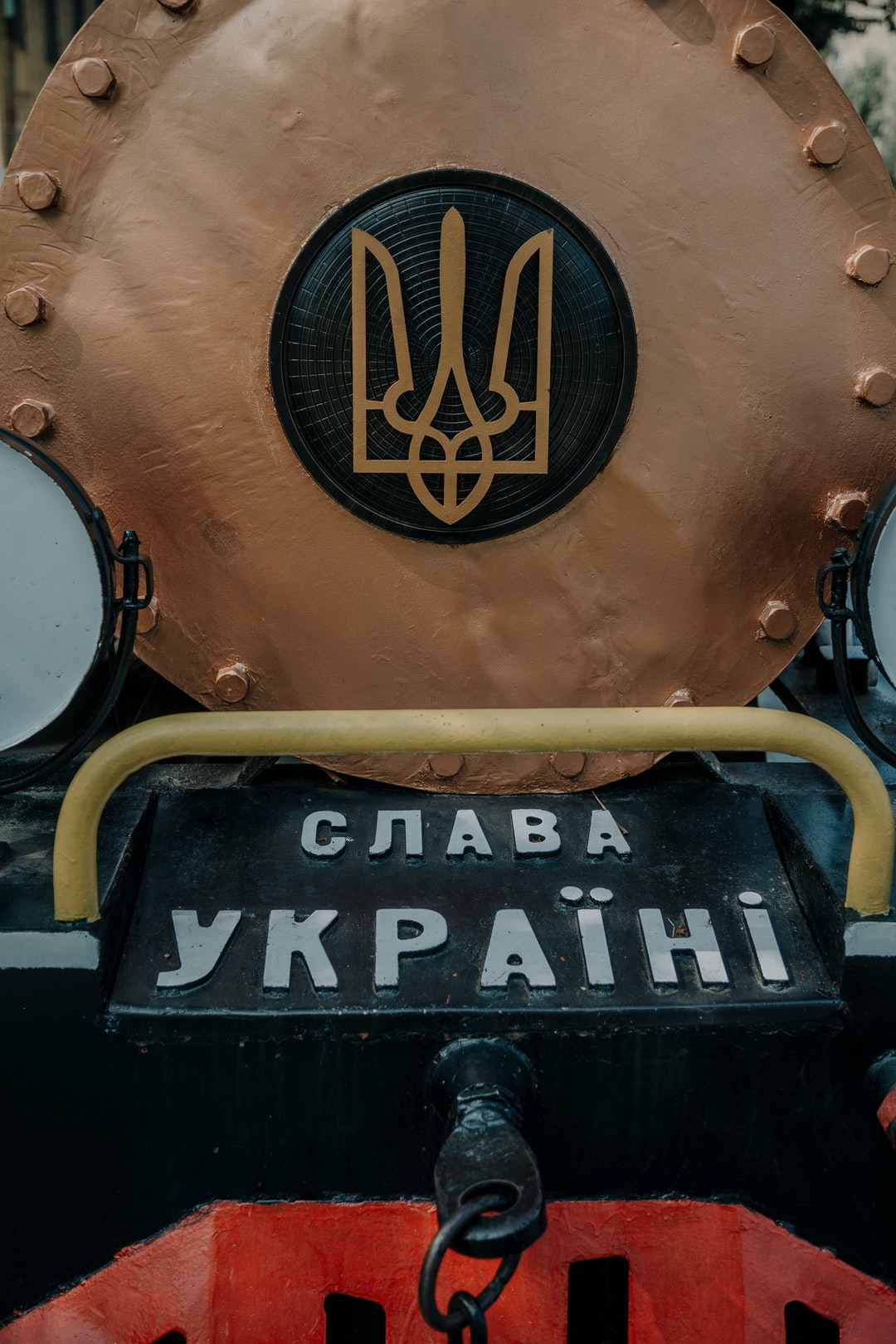 UKRAINE. Kiev. 2019. Kiev Children's Railway