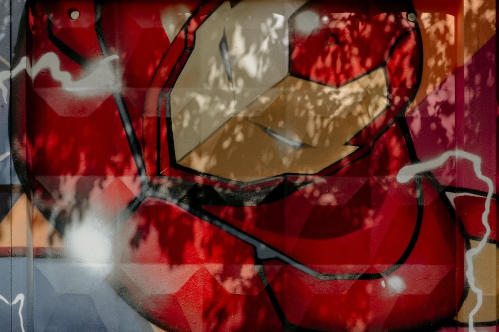 Iron Man graphic