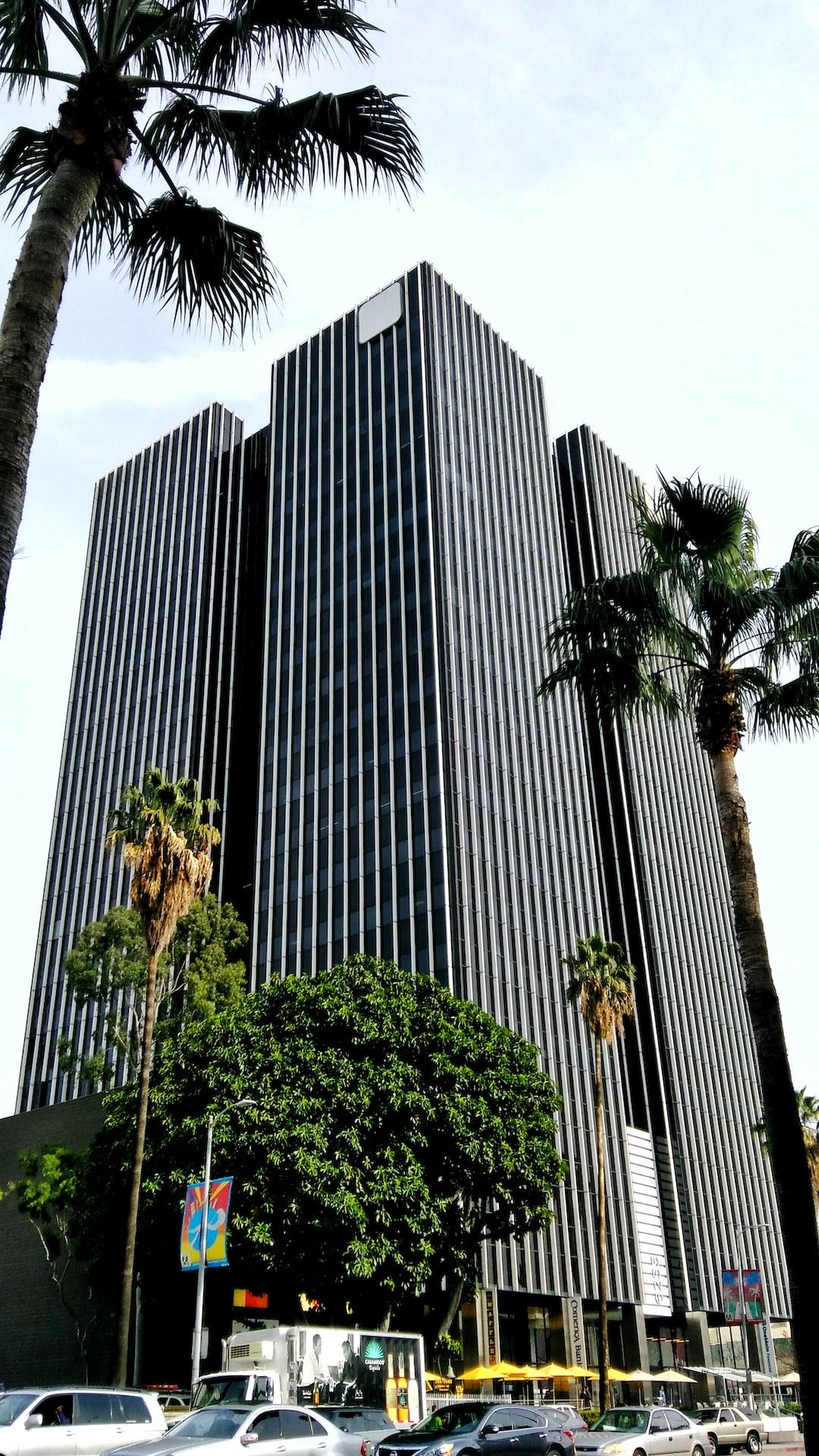 Building Los Angeles