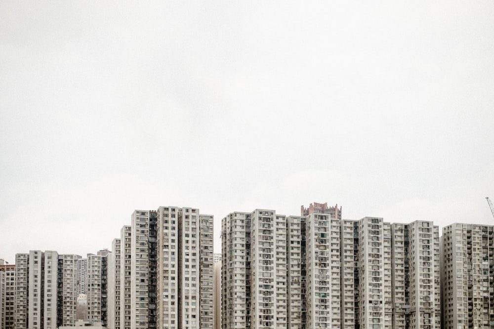 photography of high-rise building during daytime