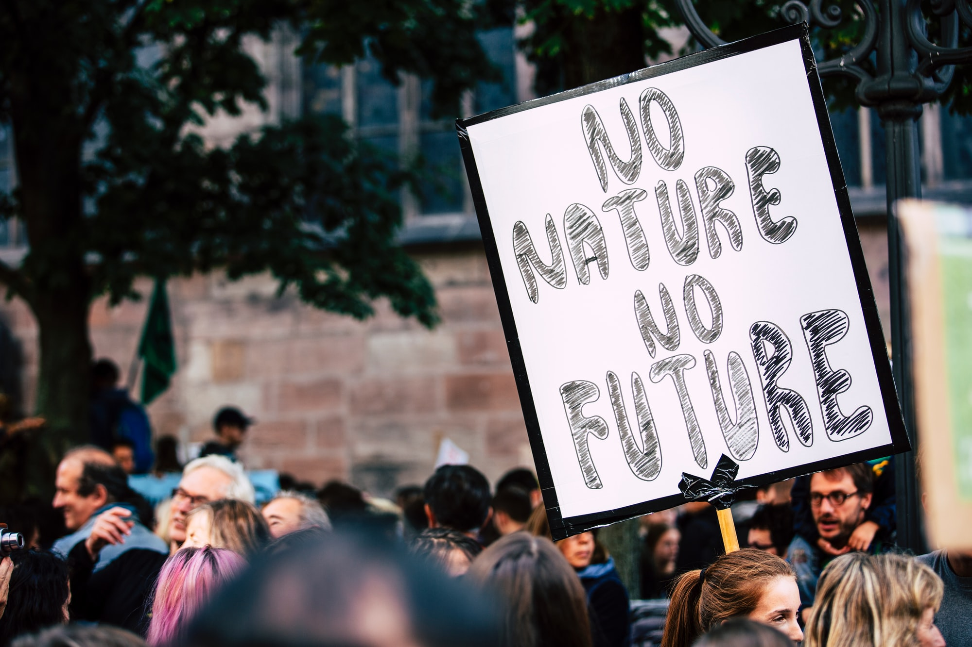 Why climate change is humans' fault