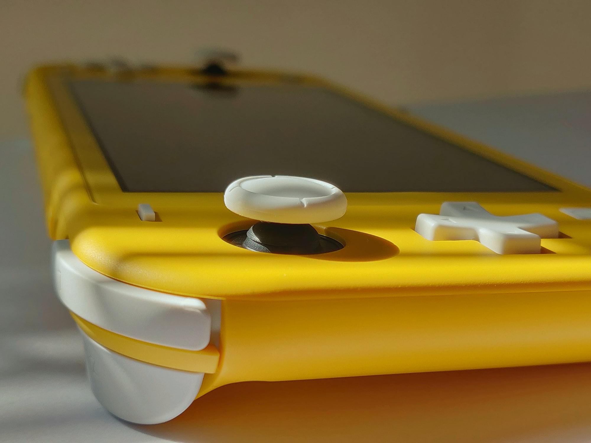 The Nintendo Switch Lite JoyCon drift problem is real