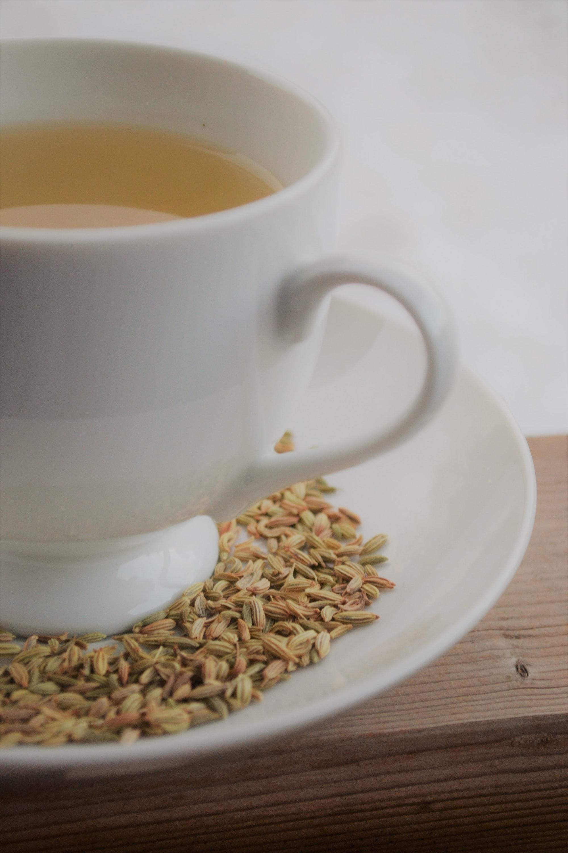 Fennel tea, fennel seeds, fennel breastfeeding tea