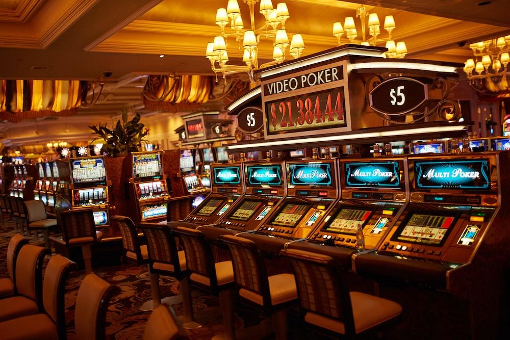 Video Poker room