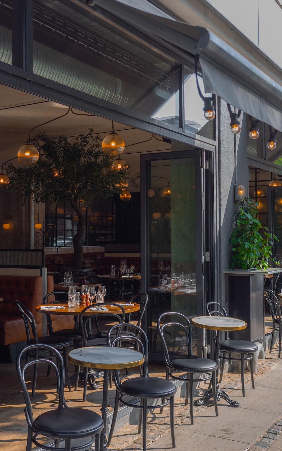 Restaurant Furniture for Georgia