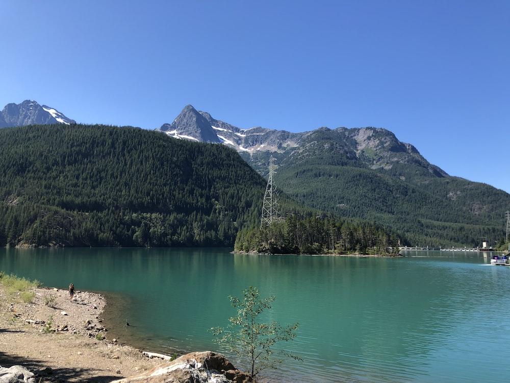 blue body of water during daytime during daytime