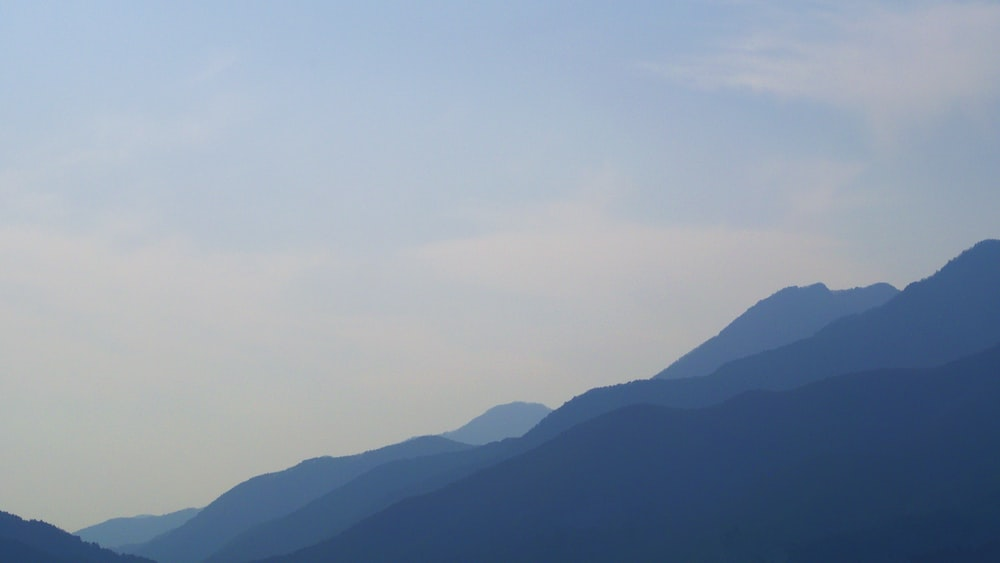 close-up of mountain