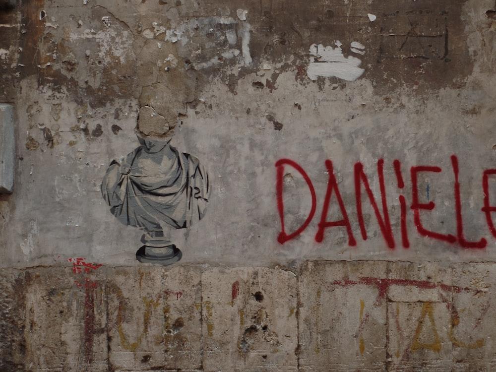 Daniele graffiti