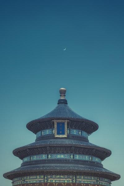 Shot at Temple of Heaven, Beijing.