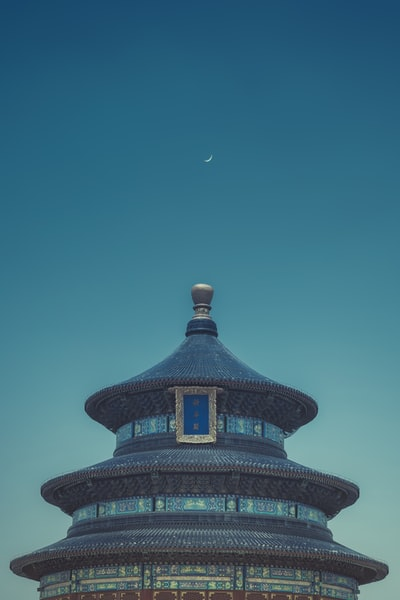 Shot at Temple of Heaven, Beijing.