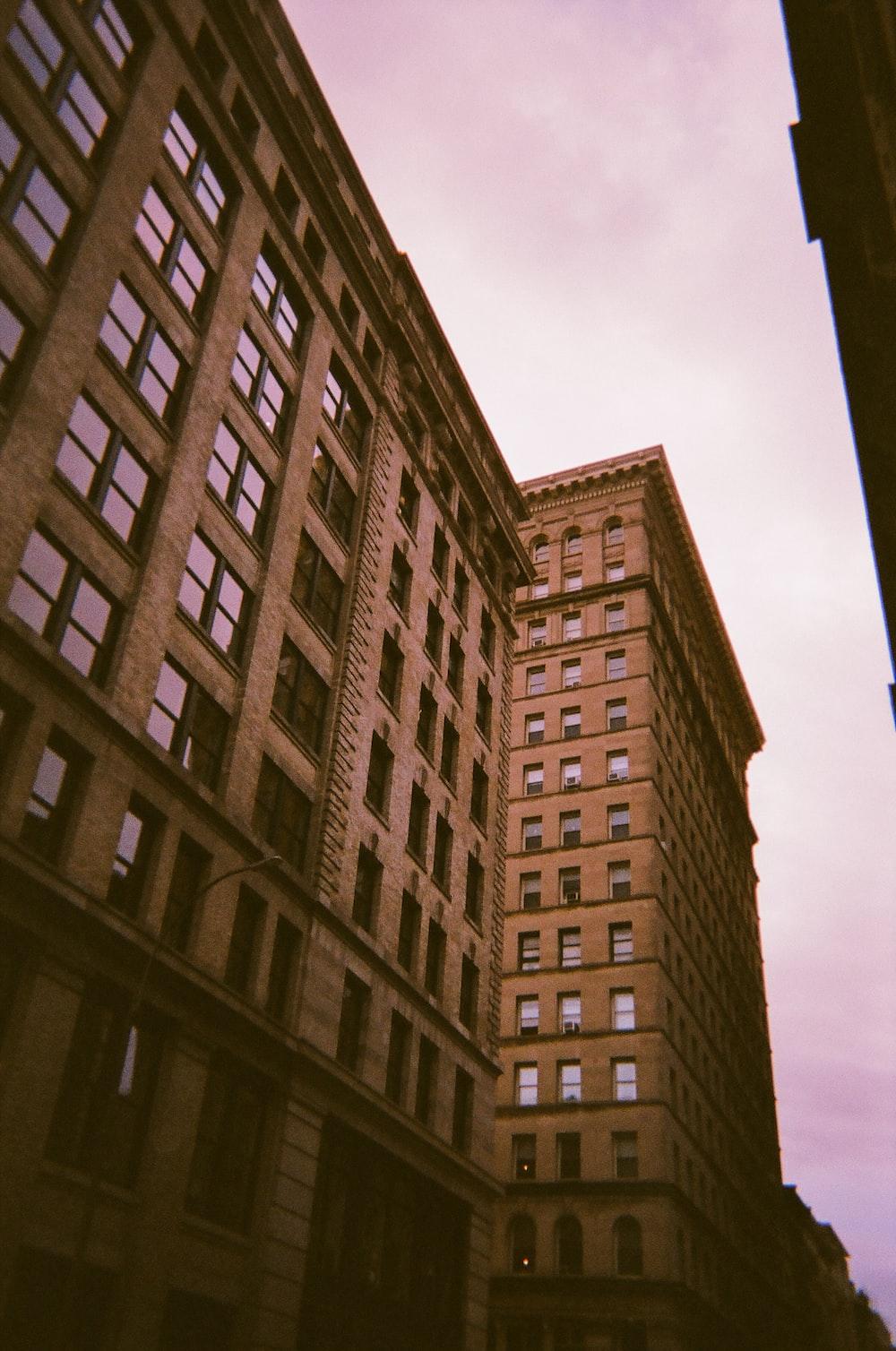 beige building facade