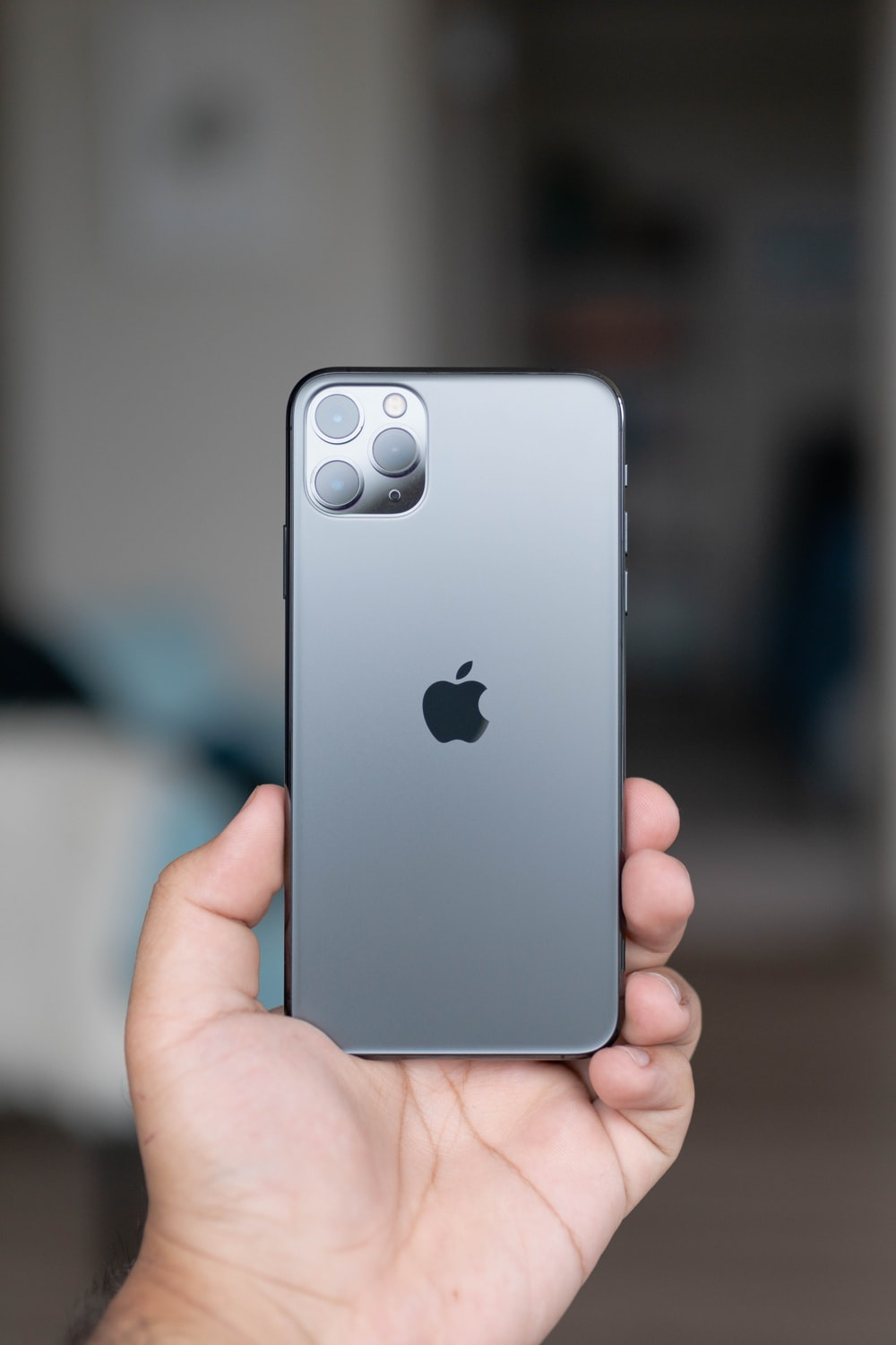 gray iPhone 11
