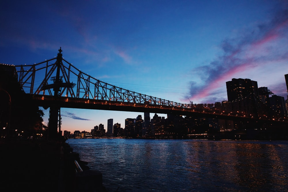 photo of brown bridge